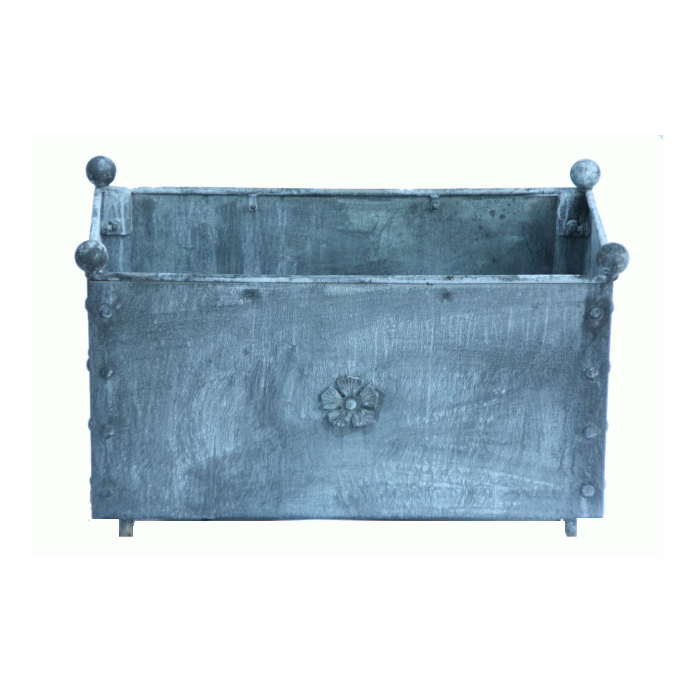 traditional-trough-steel-planter